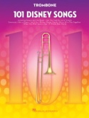 101 Disney Songs - DISNEY - Partition - Trombone - laflutedepan.com