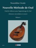 Nouvelle Méthode de Oud - Volume 1 Noureddine Ozzahr laflutedepan.com
