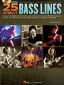 25 Great Bass Lines - Partition - Contrebasse - laflutedepan.com