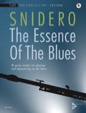 The Essence Of The Blues Jim Snidero Partition laflutedepan.com