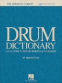 Drum Dictionary Ed Roscetti Partition Batterie - laflutedepan.com