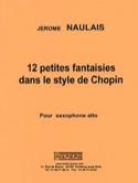12 Petites fantaisies dans le style de Chopin - laflutedepan.com