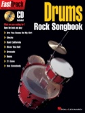 FastTrack Drums - Rock Songbook - Partition - laflutedepan.com