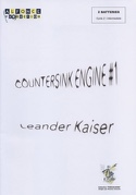 Countersink Engine #1 - Leander Kaiser - Partition - laflutedepan.com