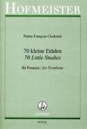 70 Petites Etudes pour Trombone - laflutedepan.com