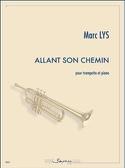 Allant Son Chemin - Marc Lys - Partition - laflutedepan.com
