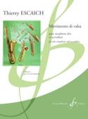 Movimento Di Valsa - Thierry Escaich - Partition - laflutedepan.com