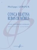 Conca Reatina - Ruban de Möbius Philippe Leroux laflutedepan.com