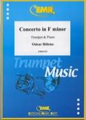 Concerto in F minor - Oskar Böhme - Partition - laflutedepan.com