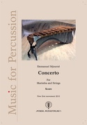 Concerto for Marimba and Strings - 1er Mouvement, Version 2015 - laflutedepan.com