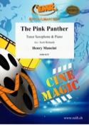 The Pink Panther - Henry Mancini - Partition - laflutedepan.com
