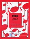 Rondo en Ré Majeur - Ignace Joseph Pleyel - laflutedepan.com