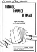 Prélude, Romance et Finale - Arthur Hoérée - laflutedepan.com