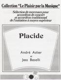 Placide - André Astier & Joss Baselli - Partition - laflutedepan.com