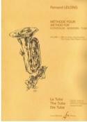 ABC du Jeune Tubiste Volume 1 - Fernand Lelong - laflutedepan.com