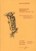 ABC du Jeune Tubiste Volume 3 Fernand Lelong laflutedepan.com