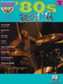 Drum play-along volume 8 - '80s Rock - laflutedepan.com