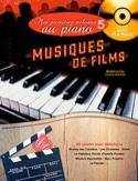 Mes Premières Mélodies au Piano volume 5 - Musique de Film laflutedepan.com