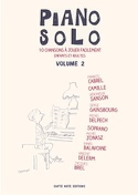 Piano Solo - Volume 2 - Partition - laflutedepan.com