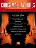 Christmas Favorites for Violin Duet Noël Partition laflutedepan.com