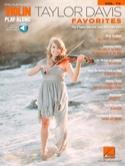 Violin Play-Along Volume 73 - Taylor Davis – Favorites laflutedepan.com