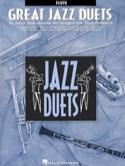 Great Jazz Duets Partition Flûte traversière - laflutedepan.com