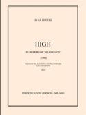 High Ivan Fedele Partition Saxophone - laflutedepan.com