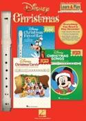 Disney Christmas - Pack Partition et Flûte à Bec Noël laflutedepan.com