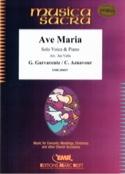 Ave Maria Charles Aznavour Partition Recueils - laflutedepan.com