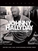 Mon Pays c'est l'Amour Johnny Hallyday Partition laflutedepan.com