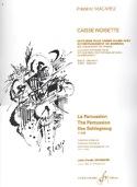 Caisse Noisette Frédéric Macarez Partition laflutedepan.com