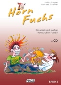 Horn Fuchs Band 2 Stefan / Stopfner Andreas Dünser laflutedepan.com