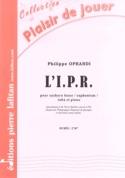 L'I.P.R. Philippe Oprandi Partition Tuba - laflutedepan.com