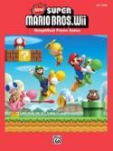 New Super Mario Bros. Wii - Piano Simplifié laflutedepan.com