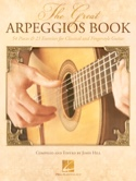 The Great Arpeggios Book Partition Guitare - laflutedepan.com
