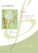 Harlem Karol Beffa Partition Saxophone - laflutedepan.com