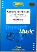 Concerto Pour Un Eté Alain Morisod Partition laflutedepan.com