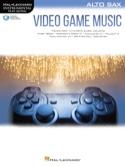 Video Game Music for Alto Sax Musique de Jeux Vidéo laflutedepan.com