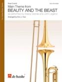La Belle et la Bête - Quatuor de Cuivres DISNEY laflutedepan.com