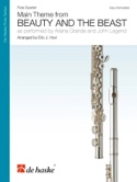 La Belle et la Bête - Quatuor de Flûtes DISNEY laflutedepan.com