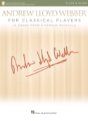 Andrew Lloyd Webber for Classical Players laflutedepan.com