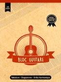 Bloc Guitare - Format A5 Cahier de Musique Papier laflutedepan.com