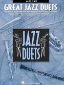 Great Jazz Duets Partition Saxophone - laflutedepan.com