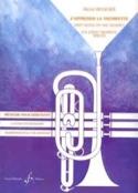 J'apprends La Trompette Michel Ricquier Partition laflutedepan.com