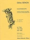 Kaleidoscope volume 3 Gilles Senon Partition Tuba - laflutedepan.com