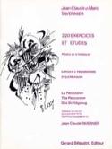220 Exercices Et Etudes Cahier N° 2 laflutedepan.com