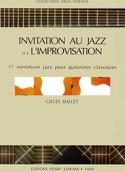 Invitation Au Jazz Et A L' Improvisation laflutedepan.com