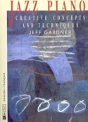 Jazz Piano Jeff Gardner Partition Jazz - laflutedepan.com