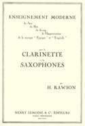 Enseignement Moderne du Jazz H. Rawson Partition laflutedepan.com