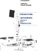 Aphorismes II A A I Volume 2 Etienne Rolin Partition laflutedepan.com